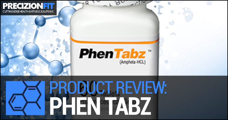 PhenTabz review of ingredients, side effects and buying options