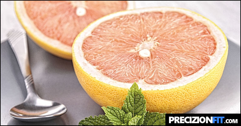 Grapefruit are one of the best foods that boost your metabolism
