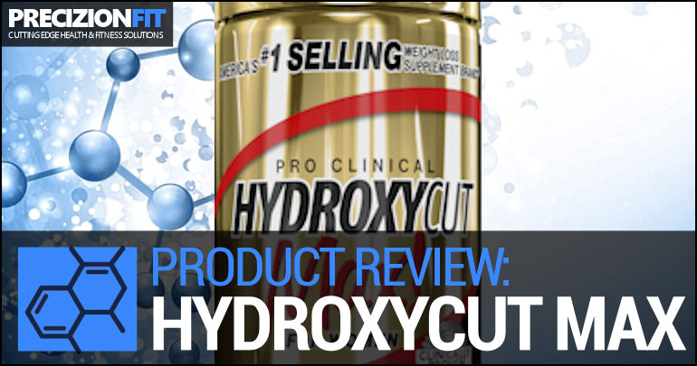 Hydroxycut Max Review