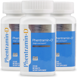 Lazarus Phentramin-D Tablets