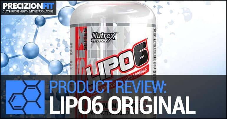Lipo6 Original Review