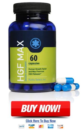 Buy HGF Max Now