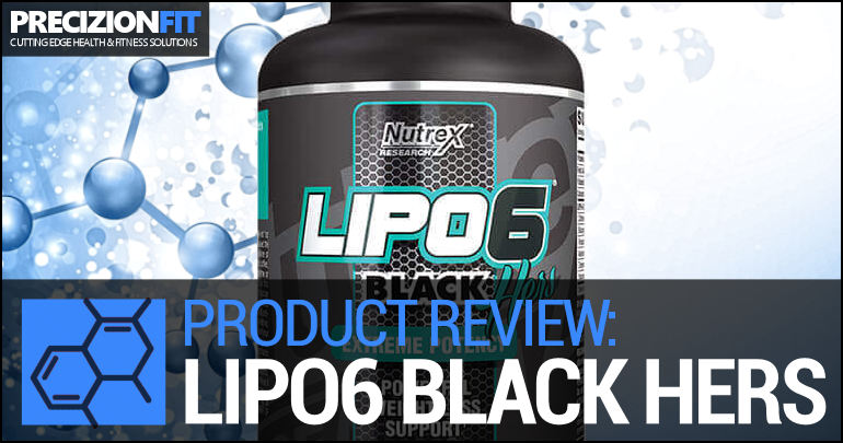 Lipo6 Black Hers Review