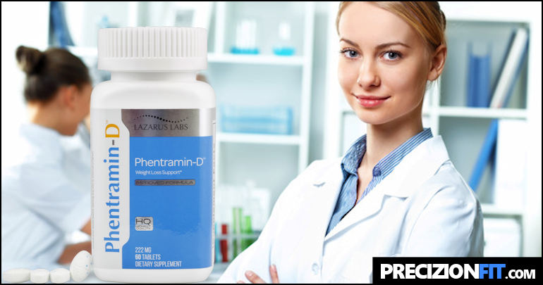 Phentramin-D Results