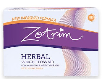 Zotrim Appetite Control Weight Loss Supplement